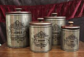 stainless steel canisters kitchen stainless steel kitchen canisters gorgeous kitchen canisters