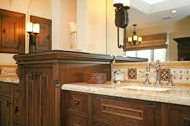 Spanish Revival Bathroom Design All Rooms  Bath Photos - Spanish bathroom design