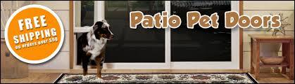 Dog Patio Patio Pet Doors On Sale Now At Petstreetmall