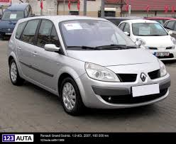 renault grand scenic 2007 renault grand scénic 2007 1 9 dci 123auta cz