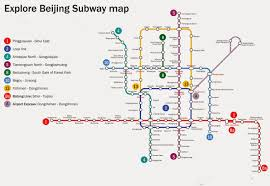Beijing Map The High Need For The Beijing Map In English Travel Tips
