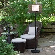 Kenroy Floor Lamp Bristol Outdoor Patio Floor Lamp Hayneedle