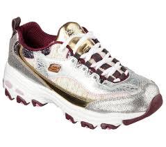 buy skechers shoes womens silver u003e off63 discounted