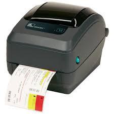 imprimante bureau zebra gx430t tt 300 dpi imprimante de bureau massicot parallèle