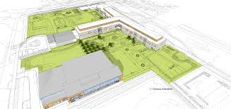 Ncc Campus Map Ncc To Build New And Sports Hall In Trelleborg Ncc