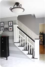 Painting A Banister Black 13 Best House Stairs Images On Pinterest Staircase Makeover
