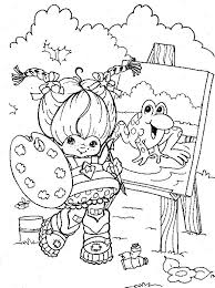 449 cartoon coloring pages images coloring