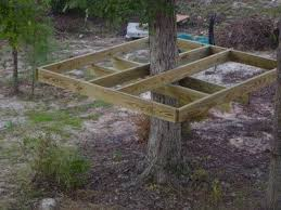 how to make a simple treehouse can make this my