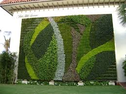 How To Build A Vertical Wall Garden by