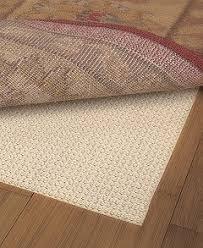rug pads sure grip non slip rugs macy u0027s