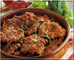 comment cuisiner le collier d agneau collier d agneau tomates et basilic a vos assiettes recettes
