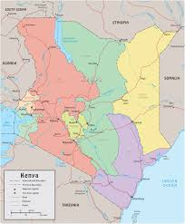Africa Map Rivers by Kenya Map Africa Flag Capital Nairobi Rivers And Roads