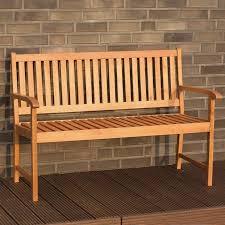 panchina in legno da esterno panchina da esterno in legno 2 posti mod