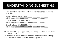 subnetting tutorial for beginners subnet calculation tutorial