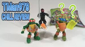 Blind Ninja Mega Blok Nickelodeon Teenage Mutant Ninja Turtles Blind Bag