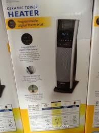 sunter tower fan costco dyson heater fan costco costco lasko s18961 elite collection 18in