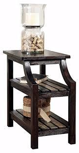 Ashley Furniture Side Tables Amazon Com Ashley Furniture Signature Design Mestler Chair Side