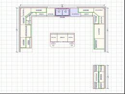 U Shaped Kitchen Design Layout Layout Design For Smaller Kitchen U2013 Kitchen Ideas