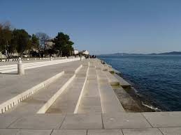 panoramio photo of zadar croatia sea organ