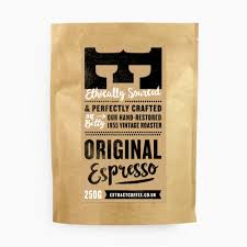 espresso coffee bag extract coffee original espresso blended south american coffee