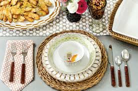 table settings and design ideas how to decorate