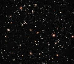 How Many Years Is A Light Year The Hubble Deep Fields Esa Hubble Esa Hubble