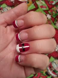 7 best christmas nail art designs images on pinterest holiday