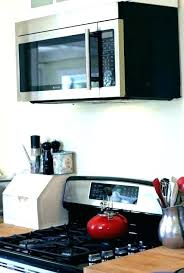 microwave with fan over the range over the stove microwave externally vented microwave range hood over