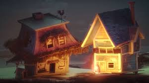 house animated home sweet home from supinfocom animation short film