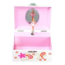 Girls Personalized Jewelry Box Personalized Jewelry Box For Child Girlfriend 14059 Interior
