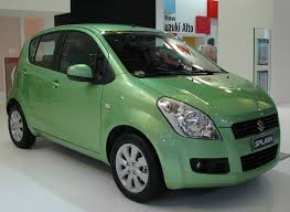opel india suzuki splash wikipedia