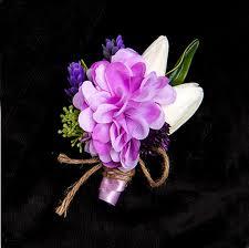 Boutineer Flowers Online Get Cheap Boutonniere Flowers Supplies Aliexpress Com