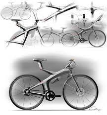 sheng chieh chang u0027s urban electric bike sketches bicycles