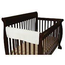 Kidco Mesh Convertible Crib Rail Kidco Convertible Crib Mesh Bed Rail White Bed Rails