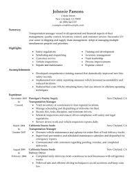 Fleet Manager Resume Resume Political Campaign Manager Resume