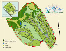 Md Map The Lakes At Twin Shields Lot Maps For This Dunkirk Md New