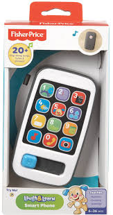 fisher price bhc01 laugh and learn smart phone mattel amazon co