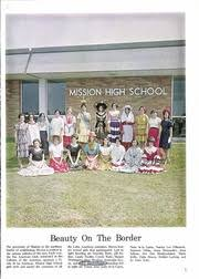 mission high school eagle yearbook mission tx class of 1969
