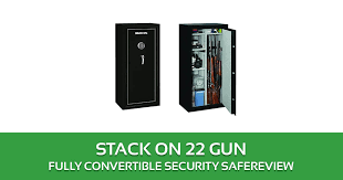stack on 22 gun steel security cabinet stack on 22 gun safe review ss 22 mb e convertible security safe