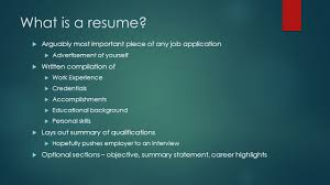 summary of accomplishments resume resume writing key to landing your dream job what is a resume what is a resume