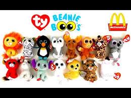 2017 mcdonald u0027s ty teenie beanie boo u0027s happy meal toys 15