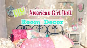 Room Diy Decor Diy American Girl Doll Room Decor 2016 Youtube