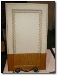 Plain Kitchen Cabinet Doors by Adding Moulding To Flat Kitchen Cabinets Memsaheb Net