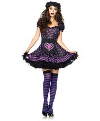 dark dollie costume costume halloween costume at wonder