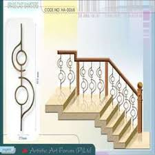 Metal Banisters Decorative Banisters Design Metal Banister Exporter From Chennai