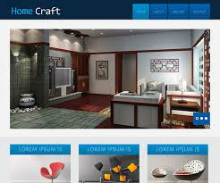Free Home Interior Design 19 Free Interior Design And Furniture Website Templates Templatemag