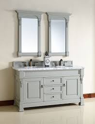 26 Inch Bathroom Vanity by James Martin Brookfield Double 60 Inch Transitional Bathroom