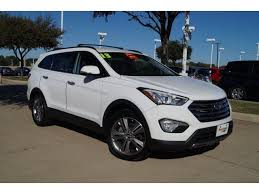 used 2013 hyundai santa fe limited used 2013 hyundai santa fe limited for sale hendrick toyota