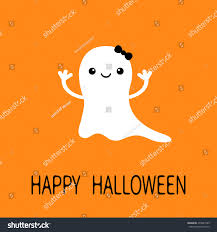 funny baby ghost black bow stock vector 479041999 shutterstock