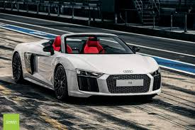 nardo grey r8 official 2017 audi r8 spyder officially revealed germancarforum